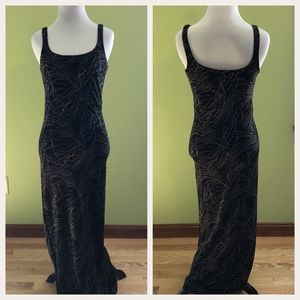 Banana Republic Maxi BodyCon Sleeveless Dress Sz S